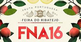 Cartaz Feira Nacional de Agricultura 2016 @ Santarém